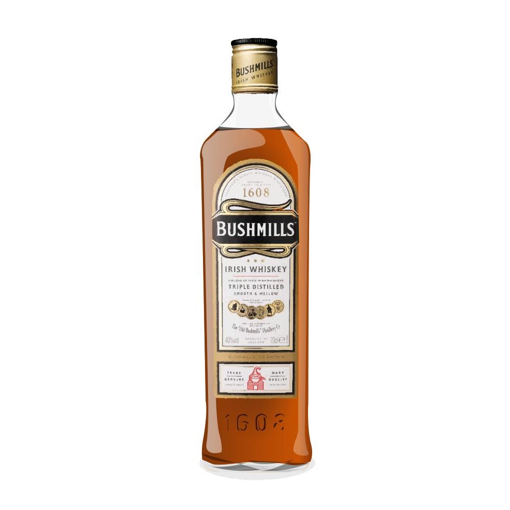 Виски бушмилс ориджинал картинки