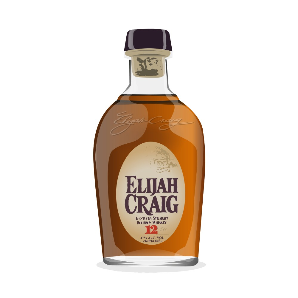Elijah Craig 12 Year Old Reviews Whisky Connosr