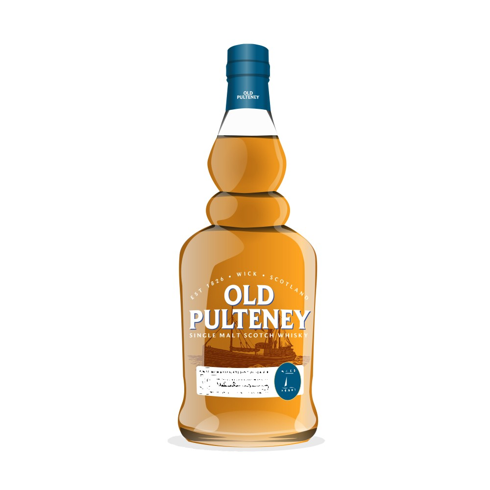 Old Pulteney 17 years Review - The Whiskey Jug