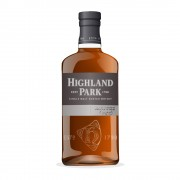 Highland Park 25 Year Old Flat Bottle