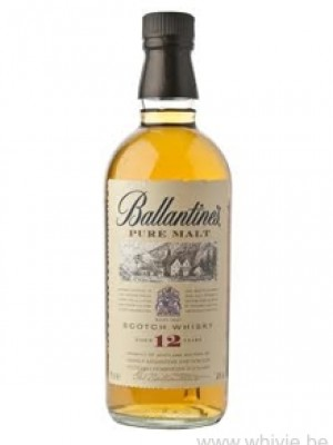 Ballantines 12 Year Old Pure Malt