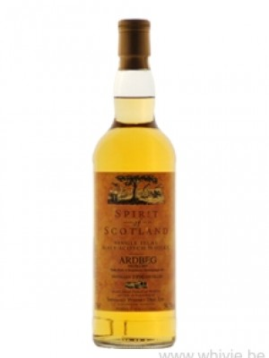 Speymalt Whisky Distillers Ardbeg 1991 Spirit of Scotland