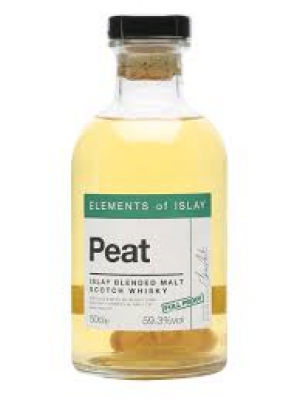 Elements of Islay  Peat 59,3 %