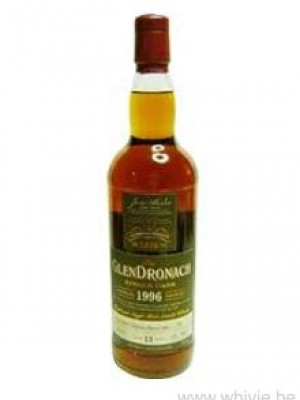 GlenDronach 13 Year Old 1996 Oloroso Sherry Butt 209
