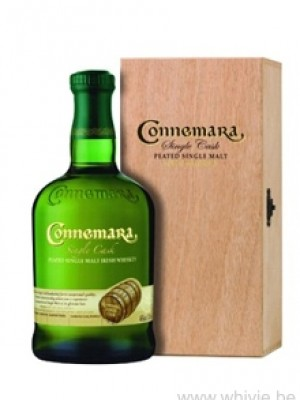 Connemara Cask Strenght for Whisky Festival Gent 2010