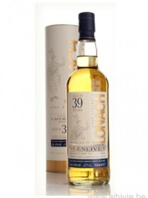 Glenlivet 1968 39 Year Old Lonach