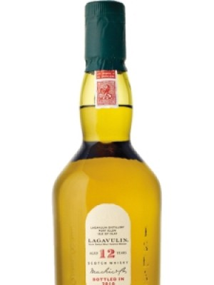 Lagavulin 12 Year Old 2014 Edition Natural Cask Strength Single Malt Whisky 750ml