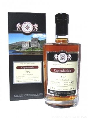 Caperdonich 38 Year Old 1972/2011 Sherry Hogshead 1144