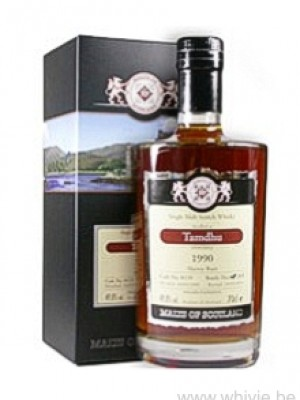 Tamdhu 20 Year Old 1990/2011 Malts of Scotland
