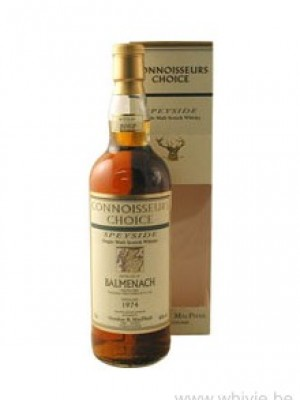 Balmenach 1989 G&M Connoisseurs Choice