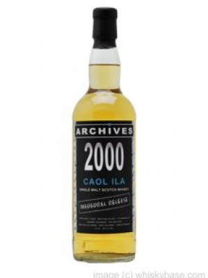 Caol Ila 10 Year Old 2000 Archives