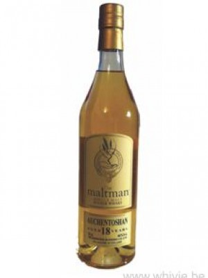 Auchentoshan 18 Year Old The Maltman