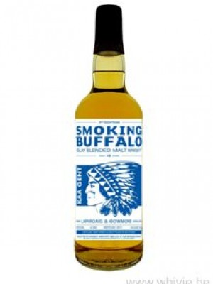 Smoking Buffalo 13 Year Old Islay Blended Malt