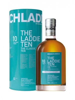"Bruichladdich 10 Years old ""The Laddie Ten"""