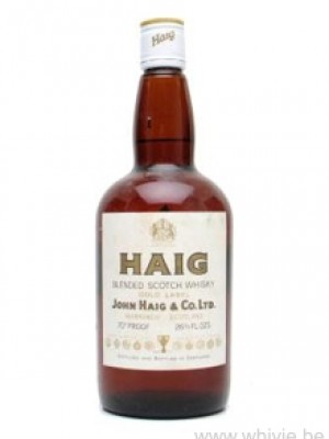 Haig Gold Label (1974)