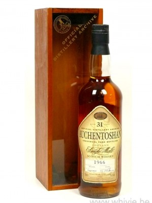 Auchentoshan 1966 31 Year Old Cask #1005