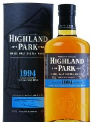 Highland Park 1994 Global Travel Retail