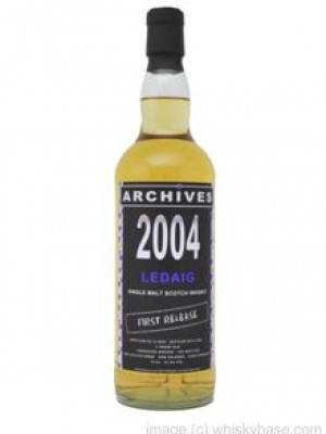 Ledaig 7 Year Old 2004 Archives
