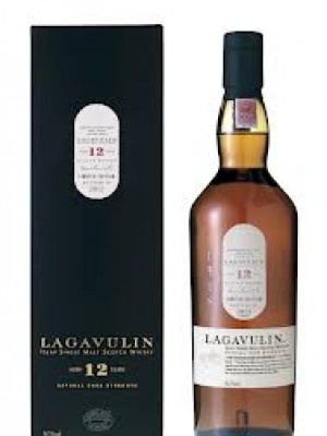 Lagavulin 12 Year Old Bot. 2011 11th Release