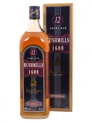 Bushmills 12 Year Old Special Reserve