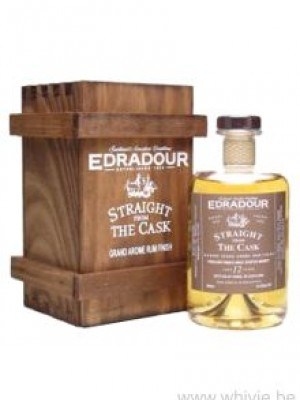 Edradour 1996 11 Year Old Savanna Rum - Straight from the Cask