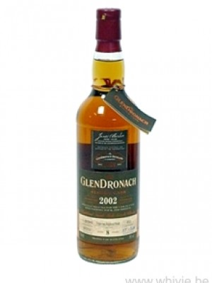 GlenDronach 8 Year Old 2002 Virgin Oak Cask 4521