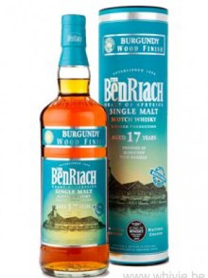 BenRiach 17 Year Old Burgundy Wood