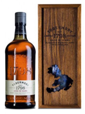 Tobermory 15 Year old un-chill filtered