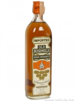 Bushmills Old Imported (bottled '80s)