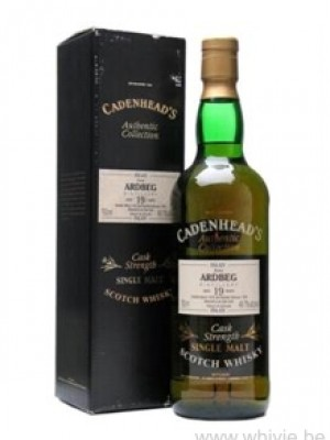Ardbeg 1993/2008 14 Year Old William Cadenheads