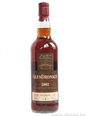 GlenDronach 8 Year Old 2002 PX cask 2009
