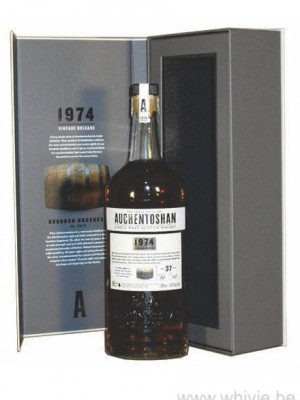 Auchentoshan 37 Year Old 1974 Barrel #5613