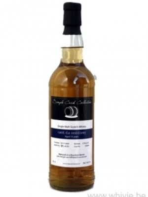 Caol Ila 2000/2011 Single Cask Collection