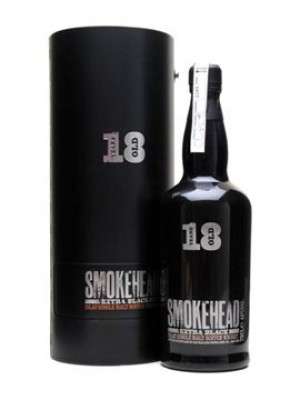 Smokehead Extra Black 18 Year old