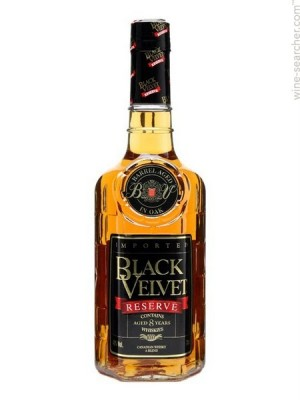 Black Velvet 8 Year old