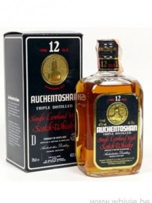 Auchentoshan 12 Year Old (bottled 1980)