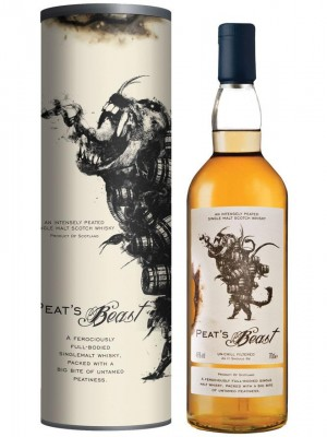 Bottled by Fox Fitzgerald: Peat's Beast
