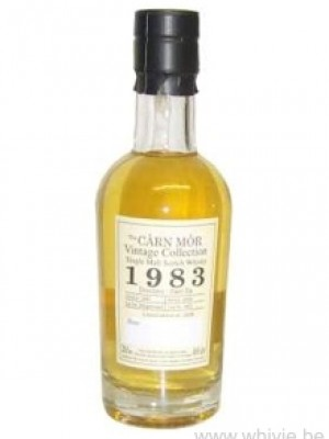 Caol Ila 1983 Carn Mor Vintage Collection
