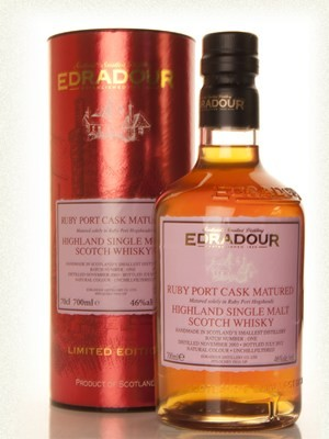 Edradour 2003 Ruby Port Matured