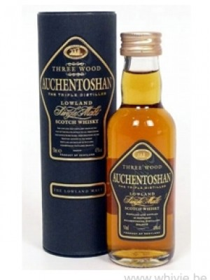 Auchentoshan Three Wood (bottled '90s)