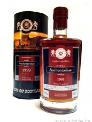 Auchentoshan 1999 Malts of Scotland Warehouse Range