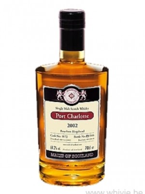 Port Charlotte 2002 Malts of Scotland