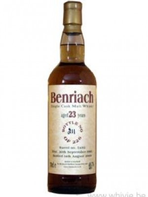 BenRiach 23 Year Old 1985 Bladnoch Forum