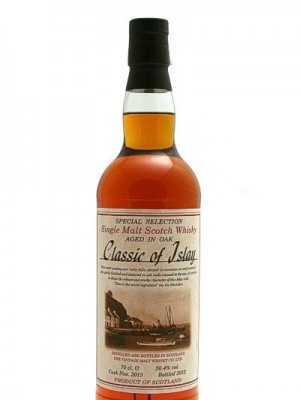 Lagavulin Classic of Islay