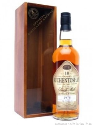 Auchentoshan 1978 18 Year Old