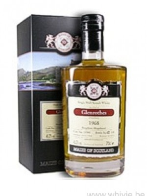 Glenrothes 42 Year Old 1968/2011 Malts of Scotland