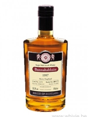 Bunnahabhain 1997 Malts of Scotland
