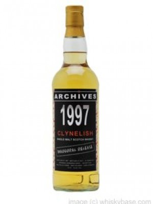 Clynelish 14 Year Old 1997 Archives