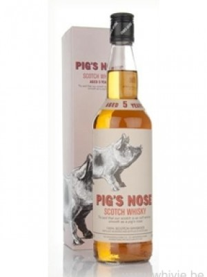 Spencerfield Spirits Co Pig's Nose