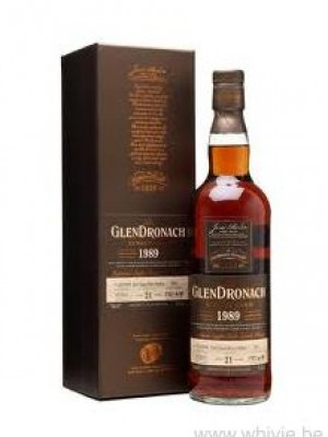 GlenDronach 21 Year Old PX Sherry Puncheon 2917